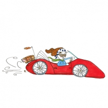 porsche_illustration_freewildsoul