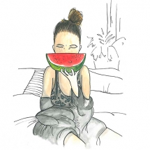 melon_illustration_freewildsoul