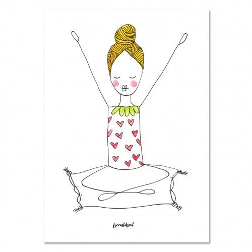 postkarte_happy_yogi_1000x1000