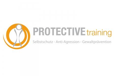 Logo, Visitenkarte und Flyer   Protective Training