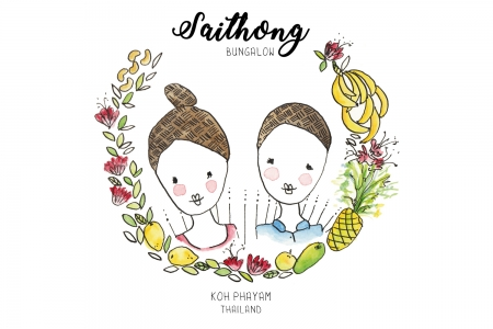 Logo & Illustration | saithong-bungalow.com