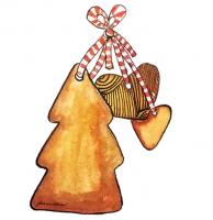 #gingerbread