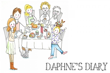 Illustration | Magazin Daphne's Diary e.V.
