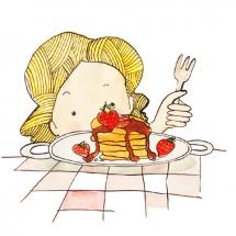 pancakes_illustration_freewildsoul