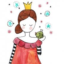 princess_illustration_freewildsoul
