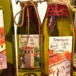 DIY Weihnachtsgeschenke: Kräuteröl