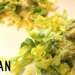 Zweierlei Salatdressing