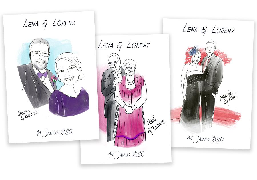 wedding_live_sketching